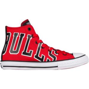 reputable site 4f2dc d33ad Boys Chicago Bulls Converse Chuck Se Nba Franchise Hi - Grade School ...