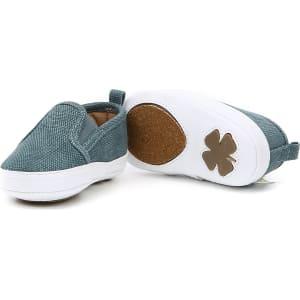 449664b148cd Lucky Brand Boys  Postley Canvas Crib Shoes from Dillard s.