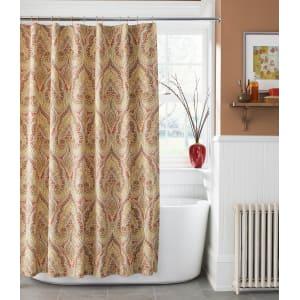 J Queen New York Lucca Shower Curtain From Dillards