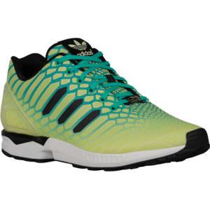 buy popular 1286f dbb60 Adidas Originals Zx Flux - Mens - Frozen YellowShock MintWhi