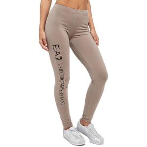 425210e05b8fa4 Emporio Armani Ea7 Leggings - Brown/Black - Womens from JD Sports.