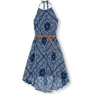 Girls Halter Dresses