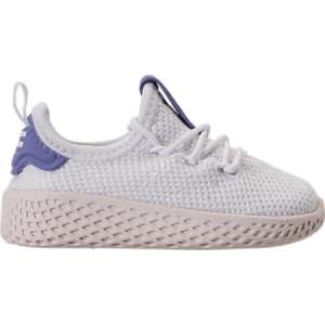 aeae4bbbc0d83 Adidas Boys  Toddler Originals Pharrell Williams Tennis Hu Casual ...