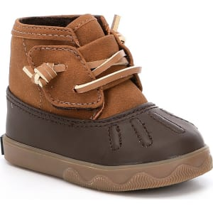 Sperry Icestorm Crib Shoes