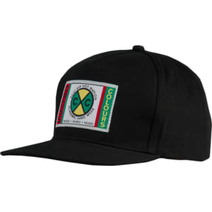 Cross Colours Logo Patch Snapback Cap - Mens - Black from Champs Sports. 2d8b9eea4ac