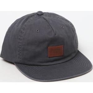 6d6fef6957e Brixton Grade Ii Uc Snapback Hat - Graphite from PacSun.