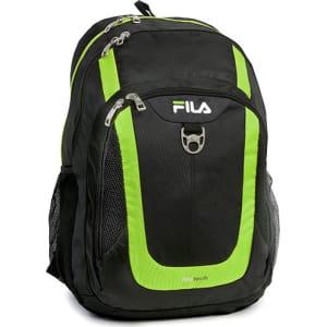 fila backpack green Sale