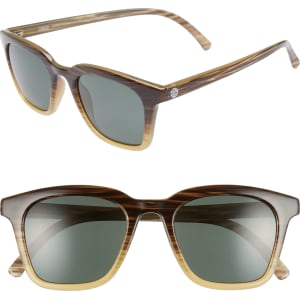 150d1555e6 Sunski Moraga 47Mm Polarized Sunglasses - Stripe Tortoise Forest ...