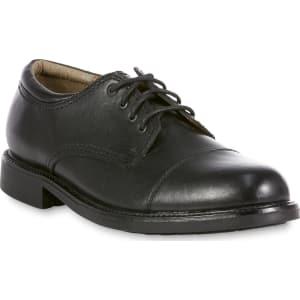 6d426d08ea58a2 Dockers Men s Gordon Leather Oxford - Black Wide Width Avail