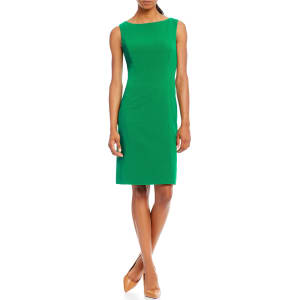 8f7409bb4f6 Preston   York Mindy Stretch Crepe Sheath Dress from Dillard s.