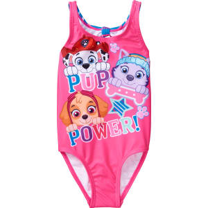 6e2837abd7a14 Girl's Paw Patrol 1-Piece Swimsuit by Crazy 8 - Pink by Crazy 8 from ...