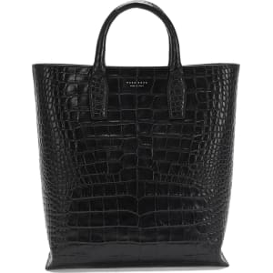 88a46329eb9 Hugo Boss Elite C Tote Alligator-Embossed Leather Shopper One Size ...