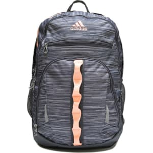 600edc8f8d Adidas Prime Iv Backpack Accessories (Medium Grey Coral) from Famous ...