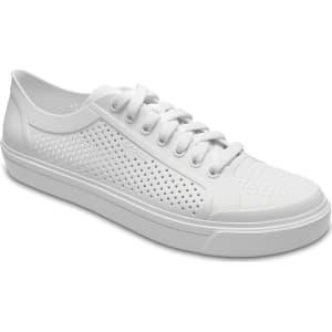 03a5c708414d53 Crocs White   White Men s Citilane Roka Court Shoes from Crocs.