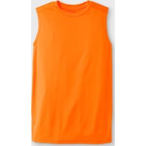 f065f508f941d8 Boys  Sleeveless Tech T-Shirt - C9 Champion Orange M from Target.