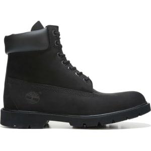 023563597 Timberland Men's 6 Padded Collar Medium/Wide Waterproof Combat Boots ...