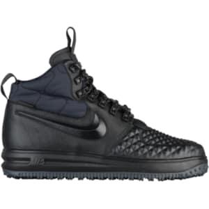 san francisco 9b5e7 55481 Nike Lunar Force 1 Duckboot - Mens - Black Black Anthracite from ...