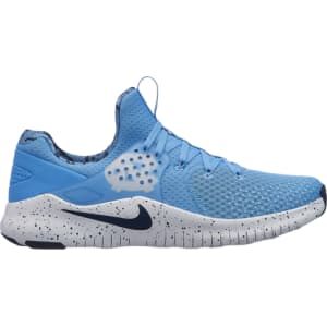 56b91691f83fb North Carolina Tar Heels Nike Ncaa Free Trainer V8 - Mens - Valor ...