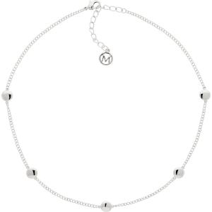 ffd63f0f56f1a Melissa Odabash Disc Choker Necklace