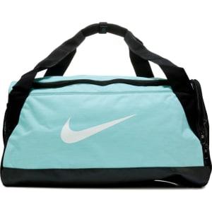 Nike Brasilia Small Training Duffel Bag Accessories (Light Aqua ... 97efaee20