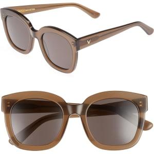 8ed684d3a476 Women s Gentle Monster Matti 51mm Rounded Sunglasses - Khaki from ...
