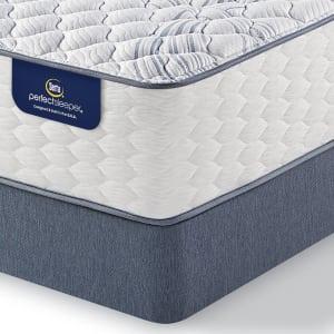 Serta Perfect Sleeper Hanwell Extra Firm Queen Mattress Off White