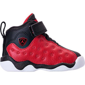 2e2eb99ac7d Nike Boys' Toddler Jordan Jumpman Team Ii Basketball Shoes, Red from ...