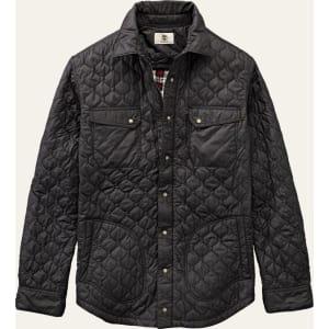 Men's Bass River Lightweight Quilted Shirt Jacket