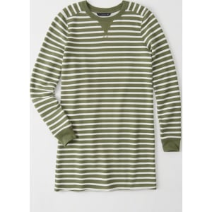 097970696f Striped Sweatshirt Dress from Abercrombie   Fitch.