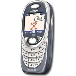 looking for cell phones cingular wireless