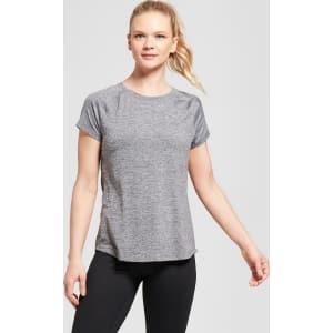 1bb6bec79d5b Women's Soft Tech T-Shirt - C9 Champion Dark Heather Gray Xl from ...