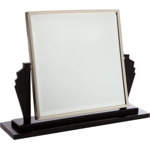 biba art deco magnifying mirror from house of fraser. Black Bedroom Furniture Sets. Home Design Ideas