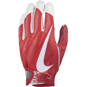 Nike Vapor Knit 2 Football Gloves - Mens - University Red White from ... 079a87989e69