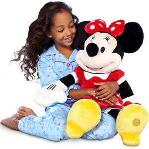 Minnie Mouse Plush Red Large 27 From Disney Store