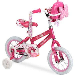 Minnie Mouse Bike Huffy From Disney Store