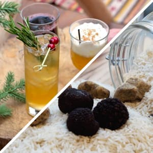 Winter Wine & Food Festa: Holiday and Truffles Edition