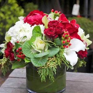 DIY Holiday Floral Workshop