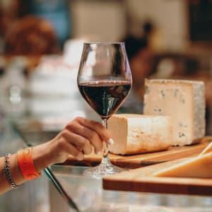 Wine & Cheese Festa