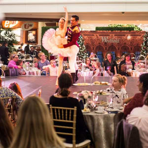 Holiday Nutcracker Tea Event