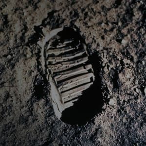 Experience the IBM Moon Walk