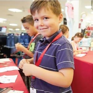 JCPenney Kids Zone Frozen 2 Event