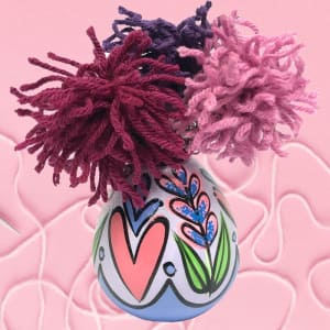Homeschool Social: Valentine's Vase Make & Take