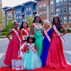 Appearances & Autograph by USA National Miss Maryland