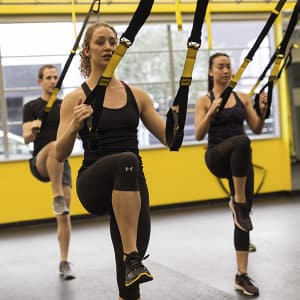 Build The Best You with TRX
