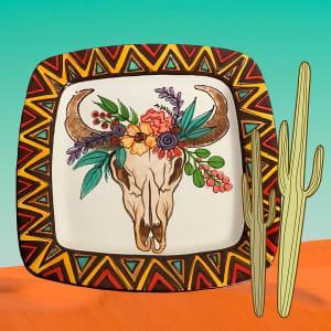 Beginning Technique: Southwest Summer Platter