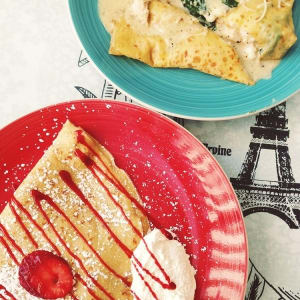 Family Fun: Sweet, Savory Crepes