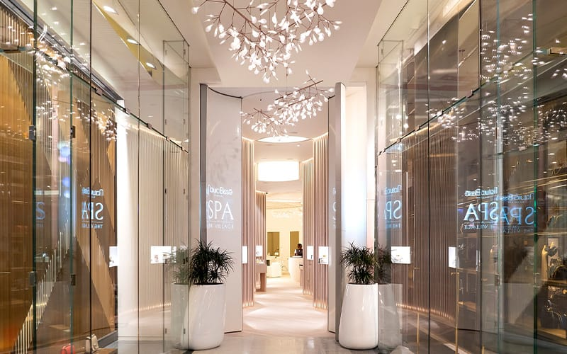Luxury Spa Natura Bissé Opens in Westfield London
