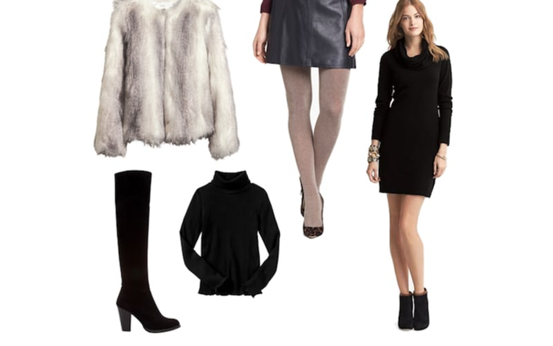 5 Cozy-Chic Ways To Winter-ize Your Holiday Attire