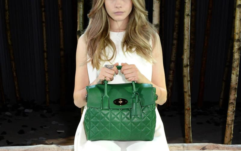Triple Threat  Why You Need A Cara Delevingne Mulberry Bag Now 91d2ab6ce7