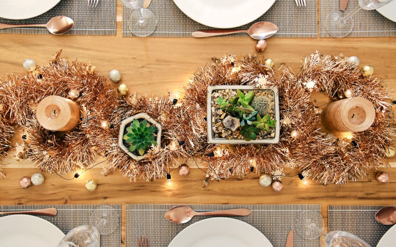 12 Reasons You Need Rose Gold Holiday Decorations